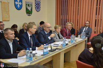 II Sesja Rady Powiatu Tureckiego w skrócie