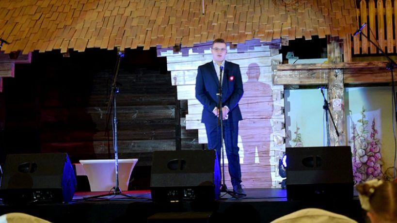 Łukasz Wardeński finalistą Ogólnopolskiego Konkursu Poetyckiego - foto: nadesłane