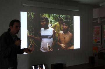 Spotkanie z podróżnikiem w turkowskim muzeum - foto: materiał nadesłany