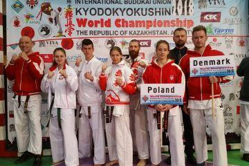 Karate: Adrianna Kolenda Mistrzynią Świata w Kata