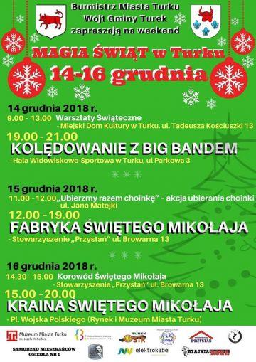Magia Świąt w Turku
