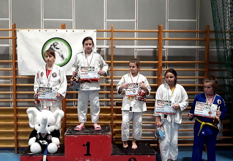 Mikołajkowy Turniej Judo w Ślesinie