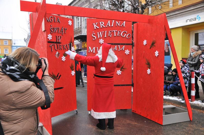 Turek: Magia Świąt ogarnęła Rynek - foto: Marcin Derucki