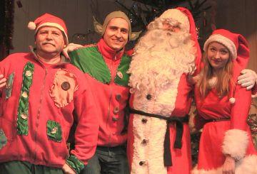 Wideo: Życzenia od Świętego Mikołaja dla...