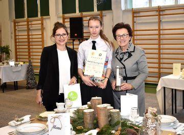 Sukces uczennic ZST w Konkursie na...