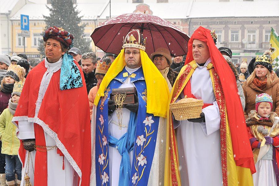 Trzej Królowie zawitają do Turku i okolic