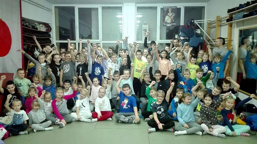 Bezpłatne zajęcia dla dzieci i młodzieży w Klubie Sportów i Sztuk Walk