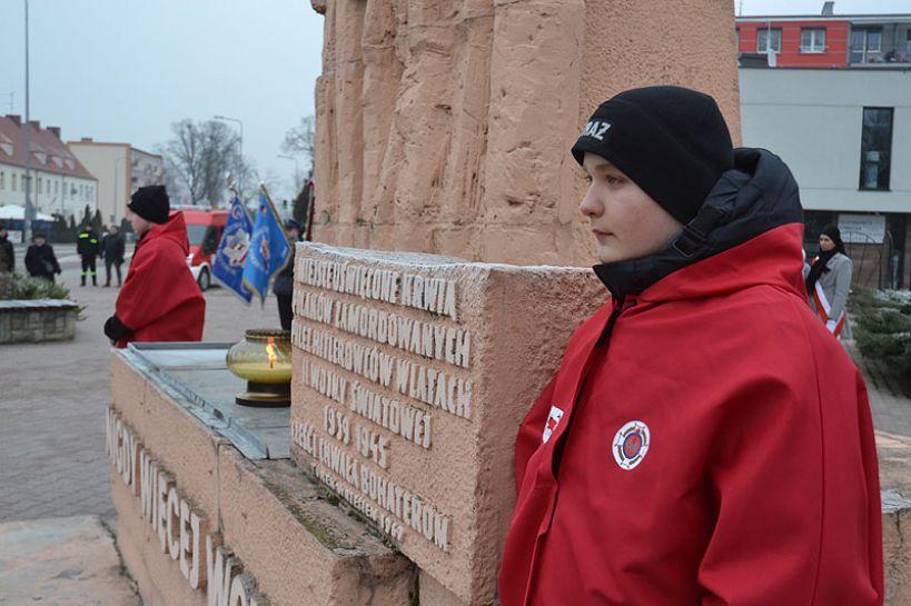 Uczcili 74-rocznicę wyzwolenia Turku spod okupacji hitlerowskiej - foto: Michał Sidorowicz