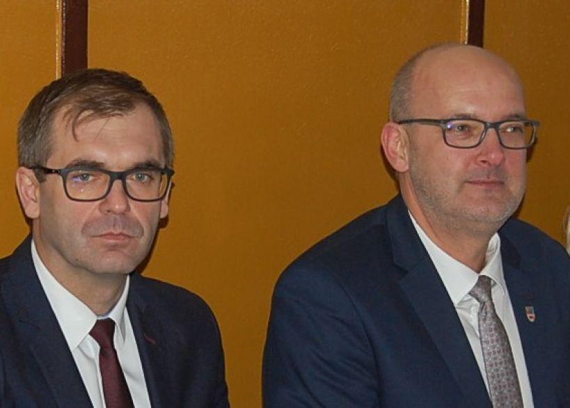 Władze Powiatu Tureckiego spotykają się z samorządami gminnymi
