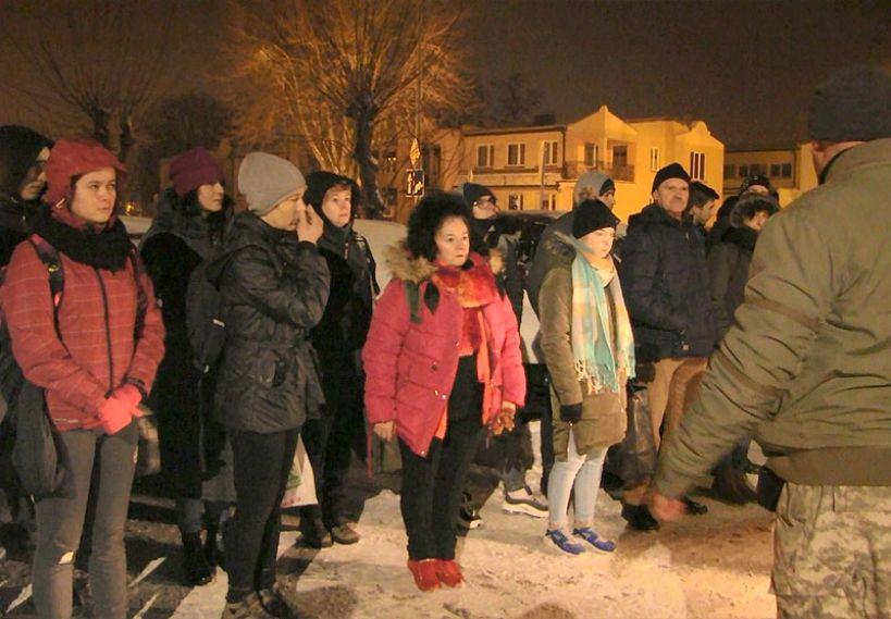 Wideo: Ochotnicy z powiatu wyjechali na poszukiwania Michała Rosiaka - foto: Michał Sidorowicz
