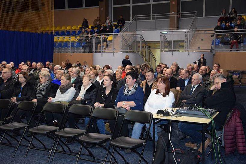 Spotkanie z mieszkańcami Tuliszkowa - foto: tuliszkow.pl