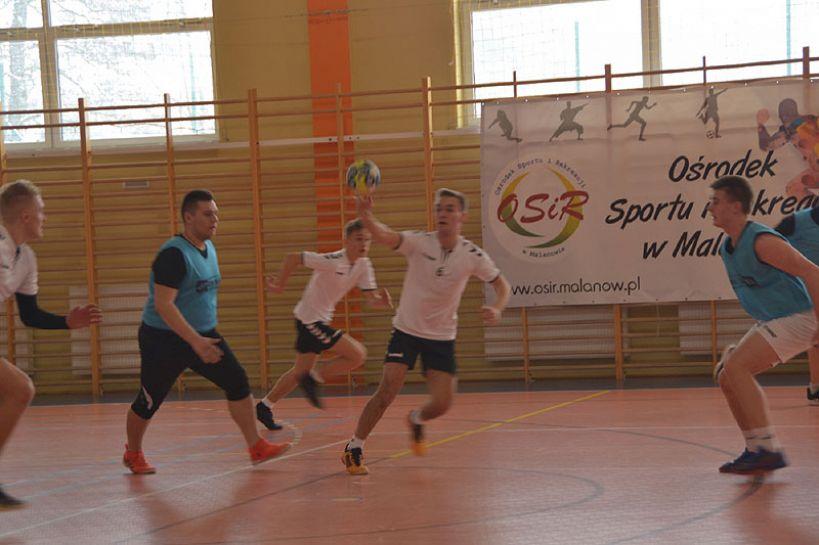 Turniej piłki ręcznej zakończył sportowe ferie 2019 w Gminie Malanów - foto: malanow.pl