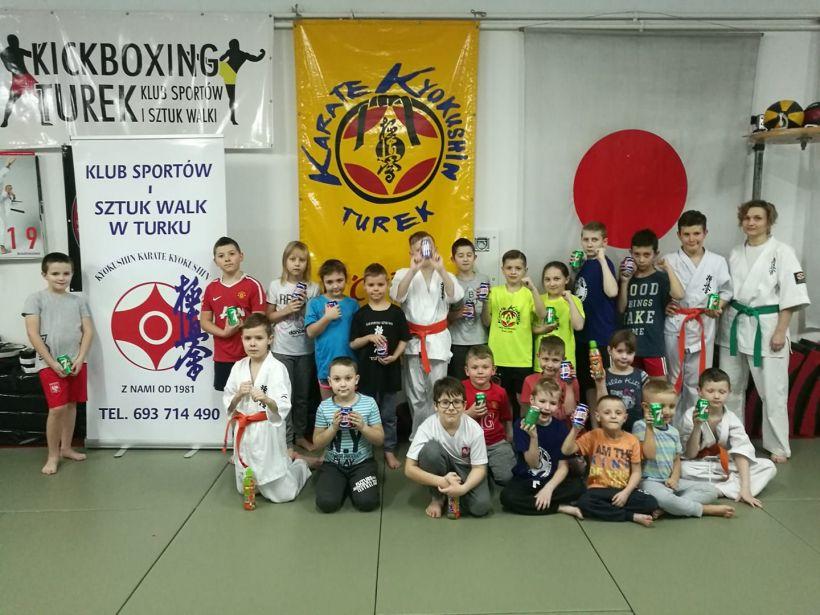 Zimowa Akademia Karate i Sportów Walki