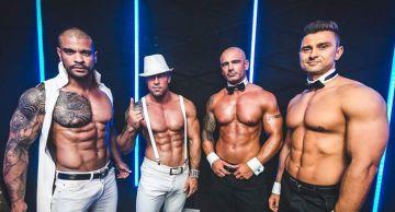 Tylko dla kobiet! To będzie gorąca noc - foto: Magic Boys