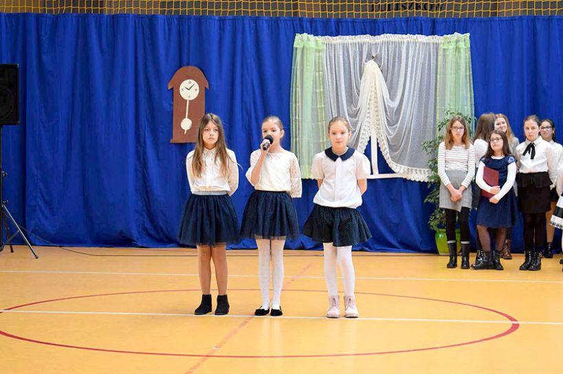 Święto Patrona Szkoły Podstawowej w Tuliszkowie