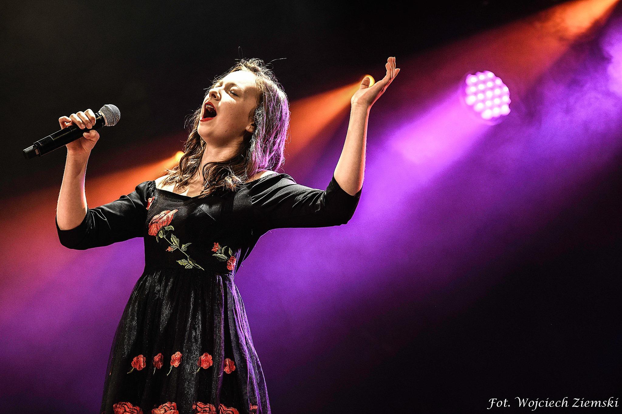 Sukcesy młodych wokalistów na Festiwalu w Ślesinie - foto: Wojciech Ziemski