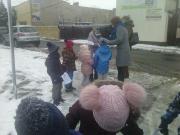 Dzieci z Przedszkola nr 8 promują zdrowie