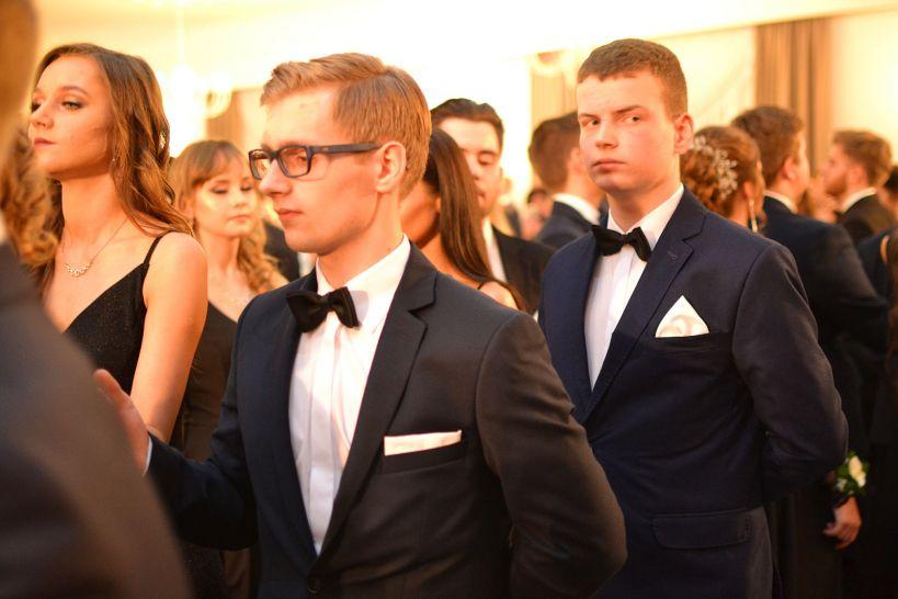 Bal I Liceum Ogólnokształcącego zakończył sezon studniówek w powiecie - foto: M. Derucki