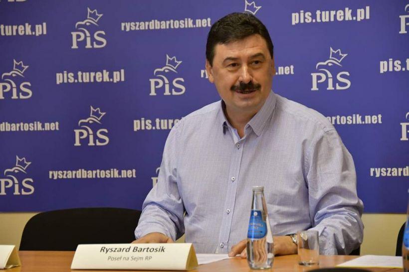 Oświadczenie Posła Ryszarda Bartosika