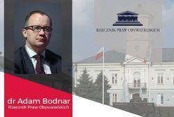 Turek: ZMIANA TERMINU: Spotkanie z Rzecznikiem Praw Obywatelskich