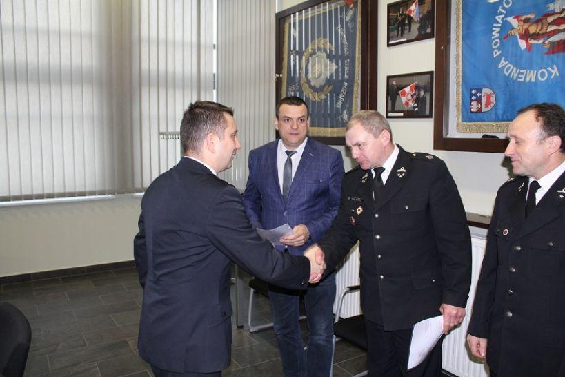 OSP Piekary włączone do Krajowego Systemu Ratowniczo - Gaśniczego - foto: PSP Turek
