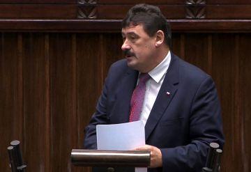 Poseł Ryszard Bartosik: Panika i rozpacz posła...
