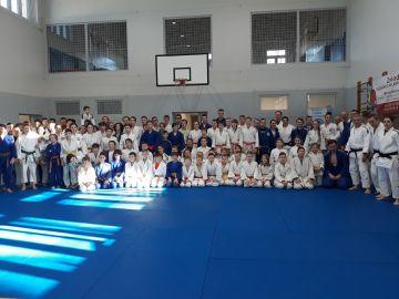 UKS Judo Tuliszków na szkoleniu z medalistką...