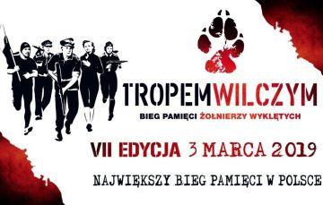 VII edycja największego biegu pamięci w Polsce....