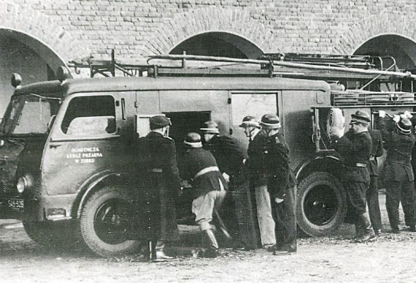 Historia Ochotniczej Straży Pożarnej w Turku cz.1 - foto:archiwum OSP Turek i Muzeum Miasta Turek