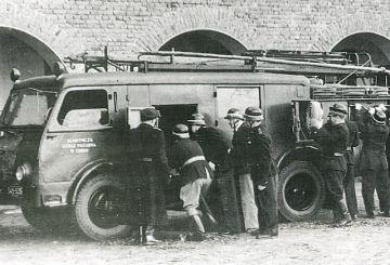Nasza historia: Historia Ochotniczej Straży...