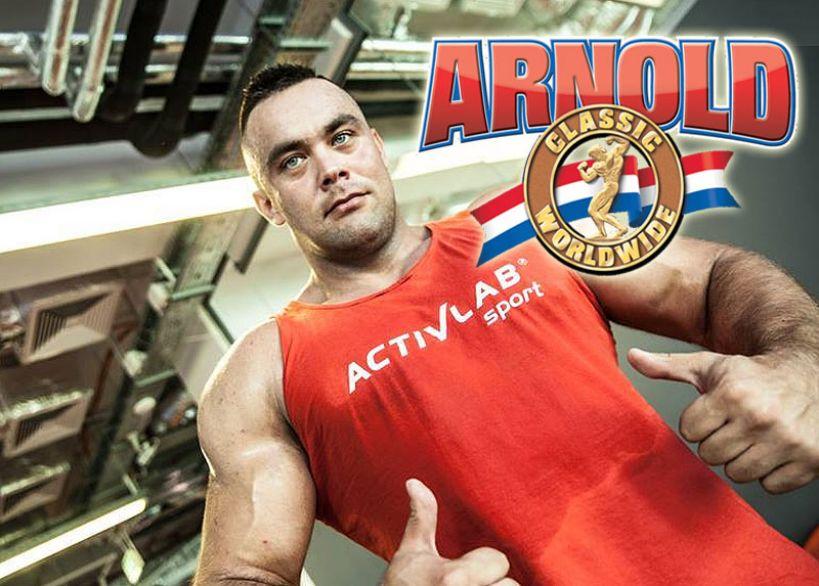 Na żywo: Oglądaj i kibicuj Konradowi Fornalczykowi na Arnold Sport Festiwal.