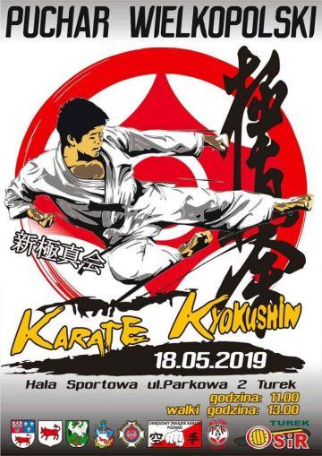 Puchar Wielkopolski Karate Kyokushin