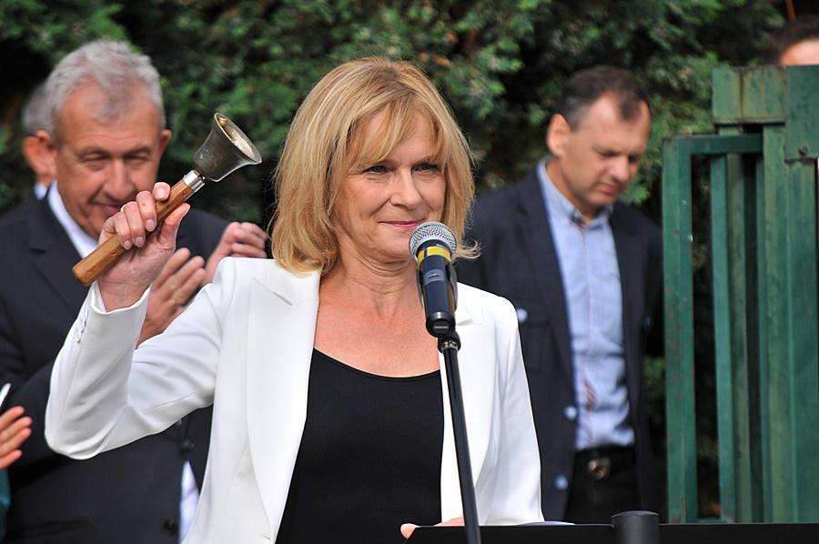 Danuta Szczepanik wygrywa konkurs na Dyrektora I LO - foto: Archiwum Turek.net.pl