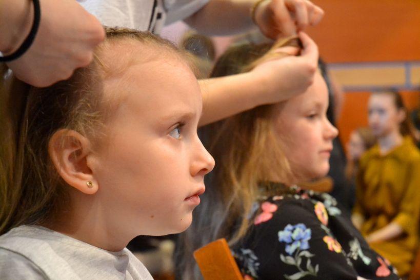 Pokazy fryzjerskie i kosmetyczne