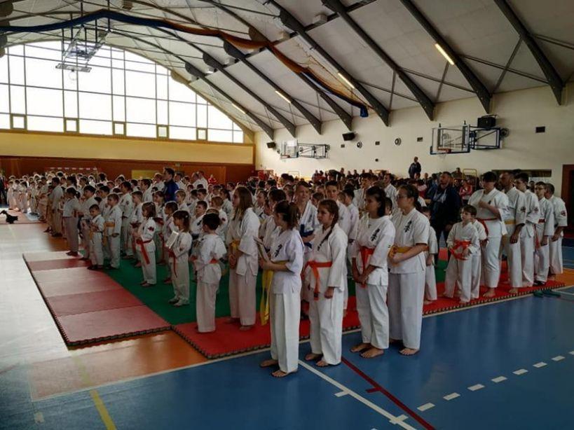 Sukces tureckich karateków na ogólnopolskim turnieju