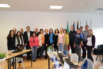 ZSR - spotkanie grupy VETMO4LT w Portugalii