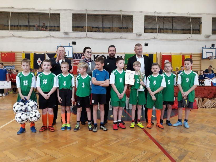 Triumf młodych piłkarzy z Turku na turnieju w Koninie