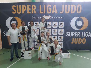 Judocy z Tuliszkowa na ogólnopolskim turnieju