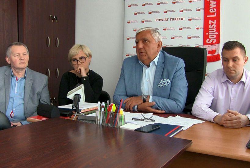 Wideo: SLD z dwójką w Wielkopolsce na liście Koalicji Europejskiej. Marczewski zaprasza nauczycieli na 1 Maja