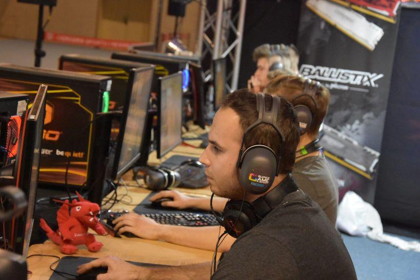 E-sportowy weekend w Turku. Drużyny z całej Polski walczyły o tytuł mistrza