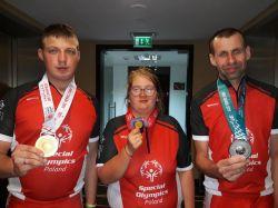 : Bartosz Sadkowski ze złotem na Olimpiadzie w Abu Dhabi