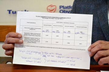 Wideo: Wybory do PE i sprawy oświaty na konferencji posła Tomasza Nowaka