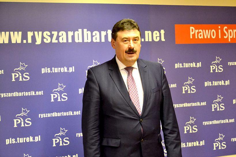 Wideo: Konferencja posła Ryszarda Bartosika związana ze startem w Euro Wyborach