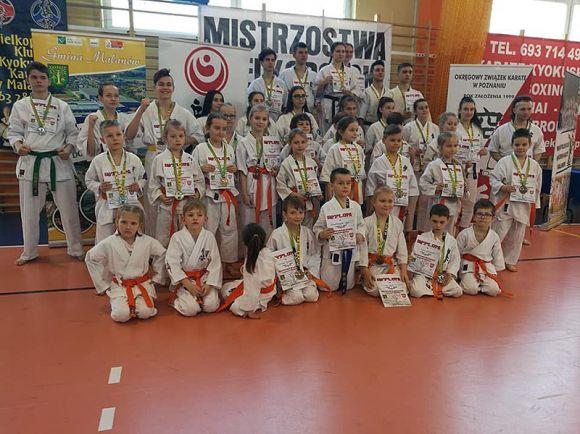 Otwarte Mistrzostwa Wielkopolski Karate w...