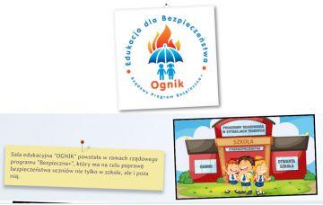 Nowa podstrona w serwisie PSP Turek - sala edukacyjna
