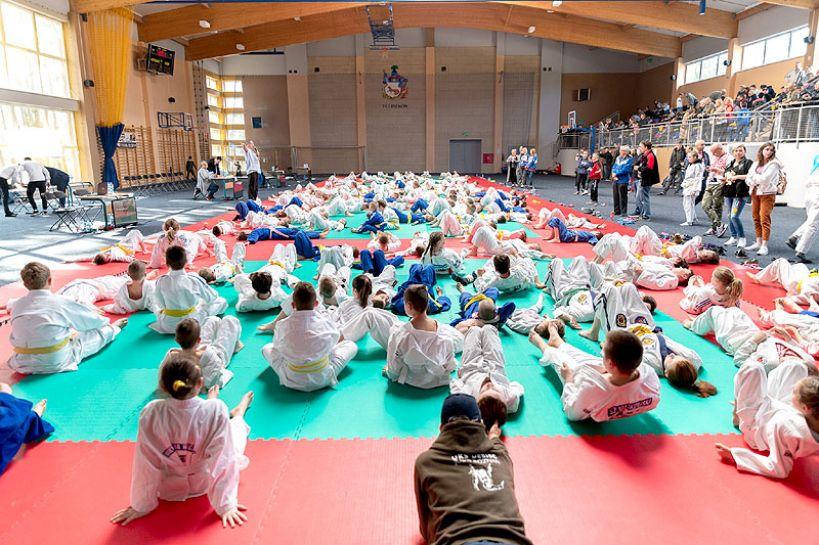 VIII Otwarte Mistrzostwa Judo Dzieci i Młodzików w Tuliszkowie