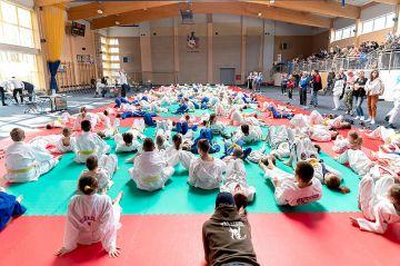 VIII Otwarte Mistrzostwa Judo Dzieci i...