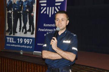 Policja zaprasza mieszkańców na kolejną debatę...