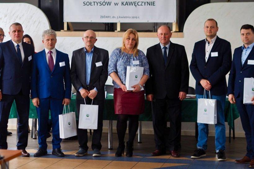 VIII Zjazd Gminnego Koła Wielkopolskiego Stowarzyszenia Sołtysów w Kawęczynie. Wybrano nowego przewodniczącego