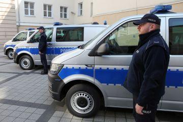 Wideo: Nowy wóz patrolowy KPP Turek. Rozpocznij...